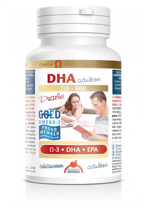 DHA ADULTOS Ω-3 - 600