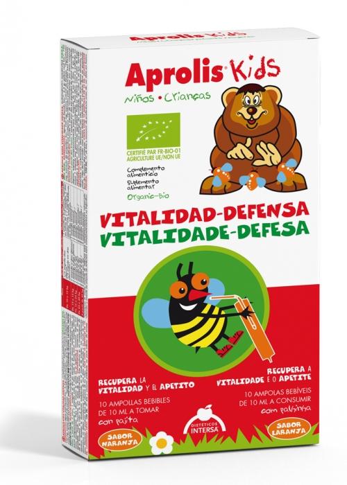Aprolis Kids VITALIDAD-DEFENSA