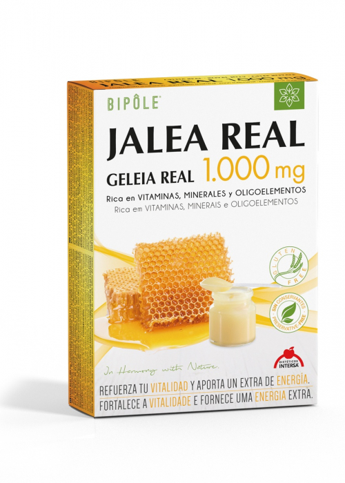 Bipôle FRESH ROYAL JELLY (1,000 MG) 20 VIALS