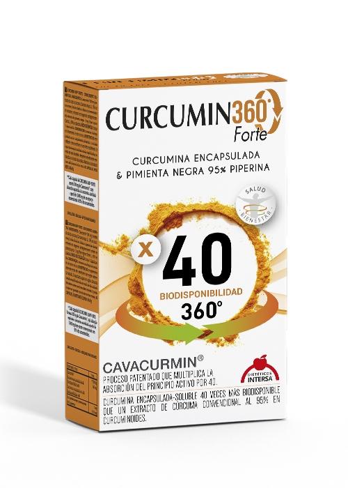 CURCUMIN-360º FORTE
